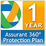 Assurant 360º 1-Year Personal Care Protection Plan ($0-$49.99)
