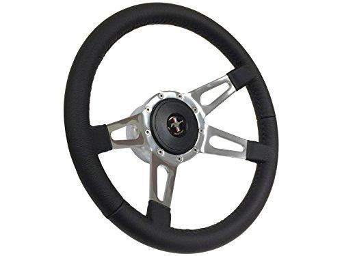4 Spoke Aluminum Wheel - 6