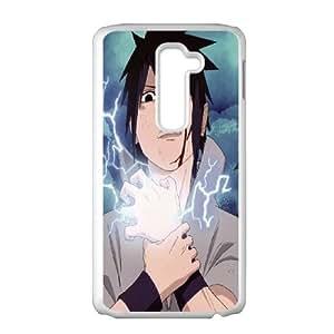 LG G2 Cell Phone Case White Sasuke M7M8KF