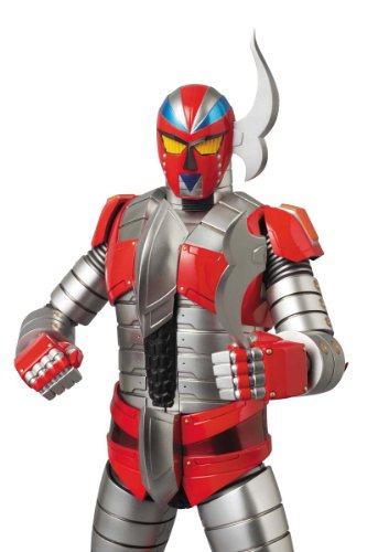 Medicom Denjin Zaborger Real Action Heroes Figure