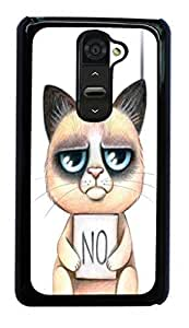 Grumpy Cat Hard Case for LG Optimus G2 D800/D801