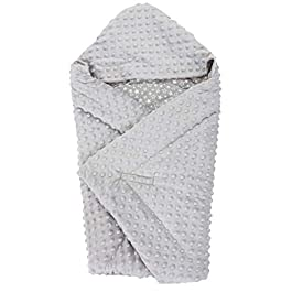 TupTam Baby Swaddling Blanket Universal Car Seat Wrap Winter