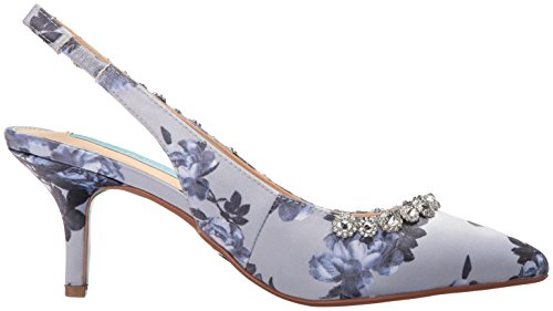 discount visit Blue by Betsey Johnson Women's SB-Cici Pump Blue/Multi latest for sale real sale online T17S0