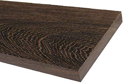 "Wenge Lumber - 3/4""x4""x12"" - 2 Pack"