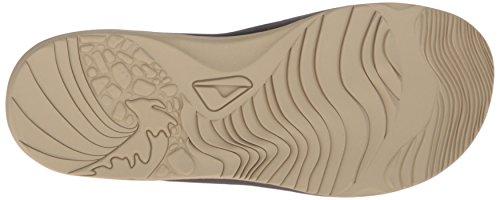 Marrone Uomo brown Lux Gum Reef Infradito Swellular Cushion 8pRznqX7