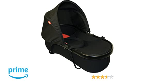 36bc67bb7b0 Amazon.com   Phil   Teds Peanut Baby Carrier   Bassinet Carrycot - Black    Red   Baby Stroller Bassinets   Baby