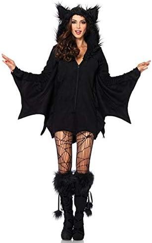 WSJDE Disfraces de Batman Vestido de Mujer Sexy Disfraz de ...