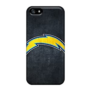 Excellent Design San Diego Chargers Case Cover For Iphone 5/5s