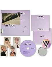 SEVENTEEN 3rd Album - AN ODE [ Truth ver. ] CD + Photobook + Mini Photobook + Photocard + FREE GIFT / K-pop Sealed