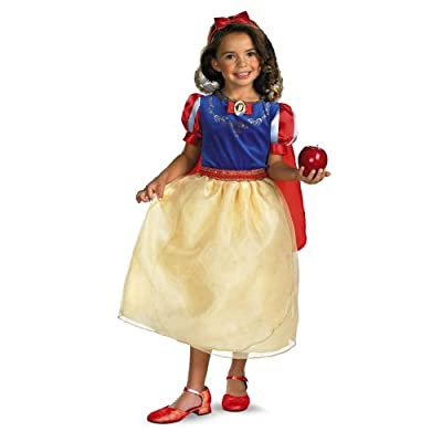 Snow White Deluxe - Size 3t-4t by Disguise
