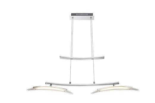 LED Hngeleuchte 2 Flammig Mit Sensor Dimmer Esszimmer Lampe Hngelampe Pendelleuchte Dimmbar Pendellampe Deckenlampe