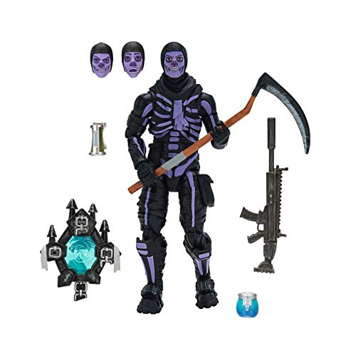 """Fortnite 6"""" Legendary Series Figure, Skull Trooper from Fortnite"""