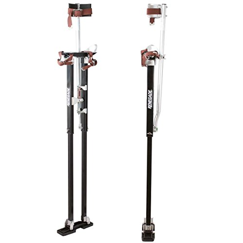 Renegade Pro Drywall Stilts - Extra Tall 48''-64'' Inch Adjustable Height by Renegade