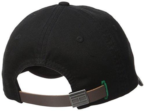 c1af17b7 SHOPUS | Tommy Hilfiger Men's Logo Dad Baseball Cap, Tommy Black ...
