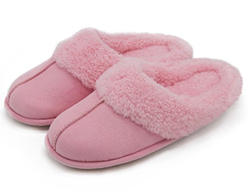 hometop-mens-womens-micro-suede-plush-fleece-lined-slip-on-memory-foam-indoor-clog-house-slippers-wo