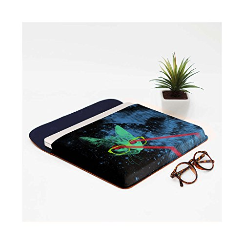 MacBook Laser Sleeve Space Air For Cat Real Pro Envelope DailyObjects 13 Leather UqxH87Tww