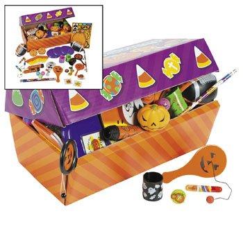 Trunk or Treat Ideas, Religious Halloween Assortment, Toys, Mega, Bulk, 100 Pieces, Christian Handouts ()