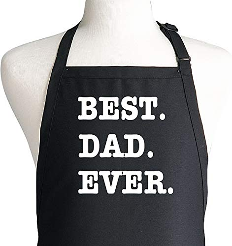 (Best Dad Ever Grilling & BBQ Aprons For)