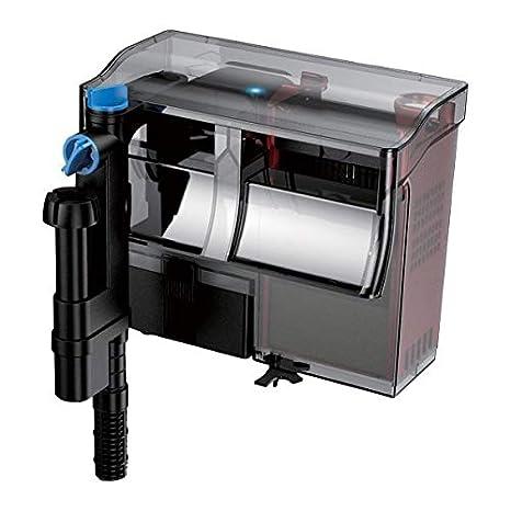 Filtro de Cascada 500l/h con Luz UV para Acuarios y Peceras: Amazon.es: Productos para mascotas