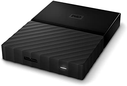 WD My Passport 1 TB Portable Hard Drive for PC, Xbox One and