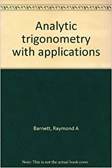 Book Analytical Trigonometry with Applications