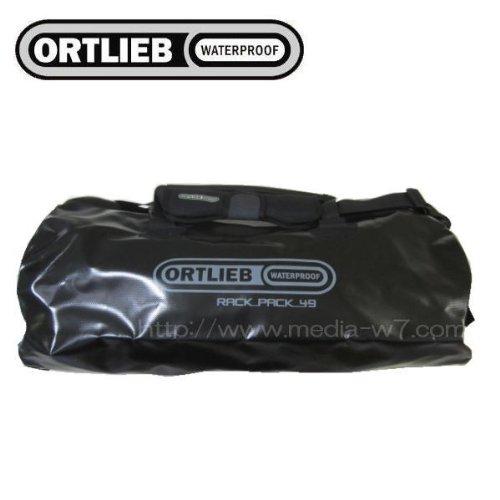オルトリーブ ORTLIEB ラックパック 防水バッグ ツーリング 旅仕様 RACK PACK Lサイズ   B002OE8HUA