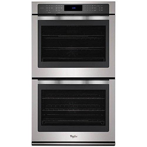 Whirlpool 10.0 Cu. Ft. Double Wall Oven With Digital Controls (Wall Oven Dual)