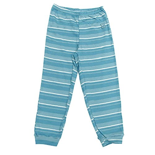 Pulla Bulla Toddler Stripe Pants for Ages 2 Years - Sky Blue