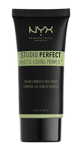 NYX HD Studio Perfect Primer - Green