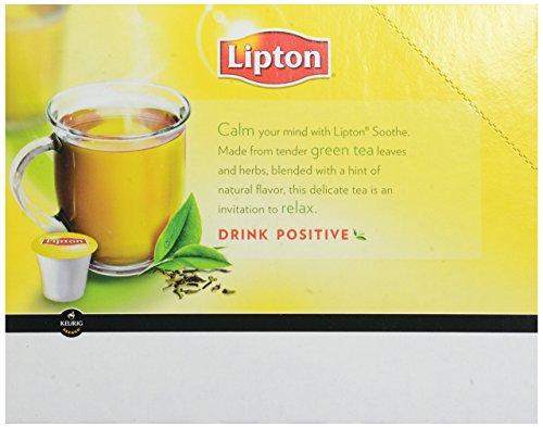 Lipton Green Tea K Cups, 24 ct