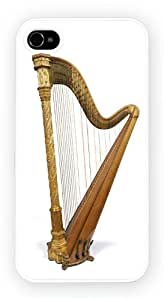 Harp, iPhone 5 / 5S glossy cell phone case / skin