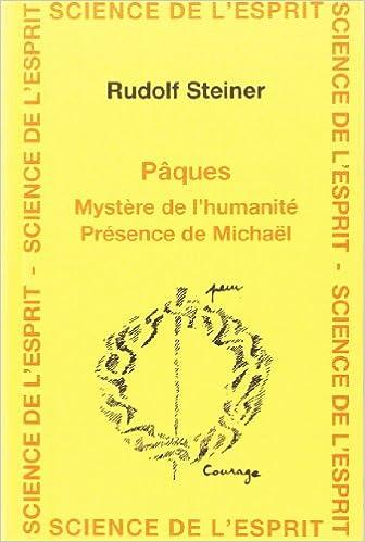 Lire en ligne Pâques, mystère de l'humanité pdf