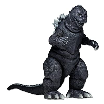 "Godzilla NECA Head To Tail 1954 Original Action Figure, 12"": Toys & Games"