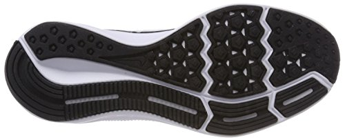 Nike Herren Downshifter 7 Laufschuhe Grau (Anthracite/Pure Platinum-Black-Bright Crimson)