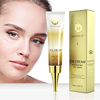 Hopemate Anti Age Eye Cream with Hyaluronic Acid Natural