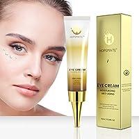 Hopemate Anti Age Eye Cream with Hyaluronic Acid Natural and Organic Anti Aging Eye Balm