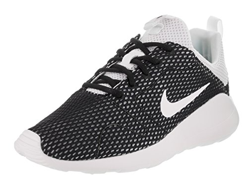 Nike Men's Kaishi 2.0 SE Black/White Running Shoe 8.5 Men US