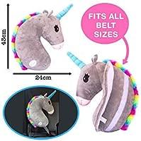 Unicornio Animal de Peluche Cómodo Cojín del cinturón de ...