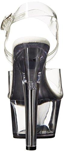 Ipanema Art Deco - Sandalias de Material sintético para Mujer Negro Noir (20766 Black/Black) 41-42 SFNH0O