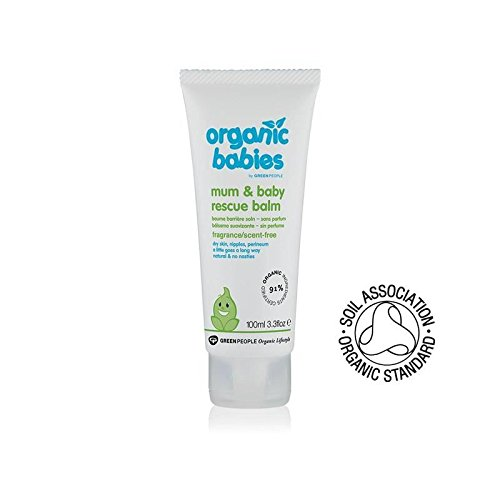 Organic Babies Mum & Baby Rescue Balm 100ml - Pack of 6 by Organic Babies