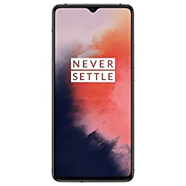 OnePlus 7T (Glacier Blue, 8GB RAM, Fluid AMOLED Display, 256GB Storage, 3800mAH Battery)