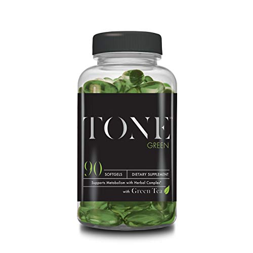 Complete Nutrition Tone Green* Supports Metabolism