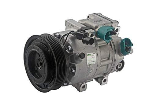 Auto 7  - A/C Compressor-New | Fits 2012-07 Hyundai SANTA FE, VERACRUZ