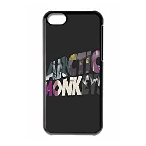Custom High Quality WUCHAOGUI Phone case Arctic Monkeys Music Band Protective Case For iphone 5c iphone 5c - Case-16