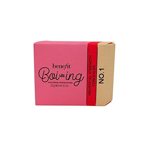 Benefit Benefit boi ing industrial strength concealer (new packaging) - #01 (light), 0.1oz, 0.1 (01 Makeup)