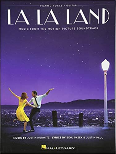 Vocal Guitar La La Land Music from the Motion Picture Soundtrack Piano