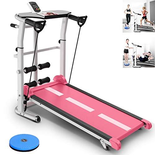 Treadmills Huishoudelijke Mechanische Opvouwbare Wandelmachine Thuis Fitness Apparatuur Sport Apparatuur Aerobic…