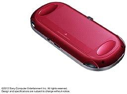 Limited Edition Red Cosmic 3g/wi-fi Model Playstationvita (Pch-1100 Ab03)