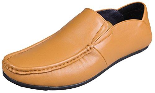 Ajokengät Loafers Miesten on Rento Salabobo Slip Keltainen Qyy Tyylikäs Mokkasiinit 9916 wpxqF6zAS