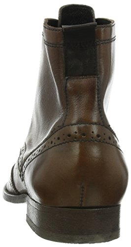 By Tan Mens Washed Mens Hudson Angus Hudson By H Western Boot H qxaUC